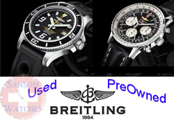 breitling philadelphia used preowned sell buy discount