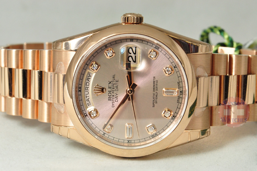 Rolex Presidential Yellow Gold Buy Pawn Sell Philadelphia