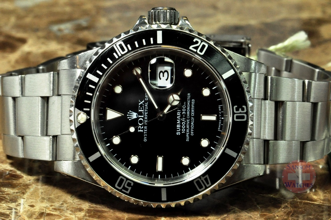cc962199799 see details · Rolex Submariner with Date Box Papers philadelphia used sale